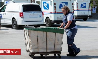 Trump US Postal Service: House agrees election cash boost