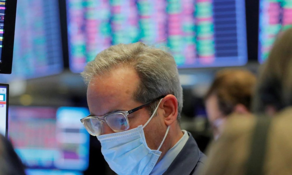 US stocks edge higher as investors mull further stimulus, US-China trade talks