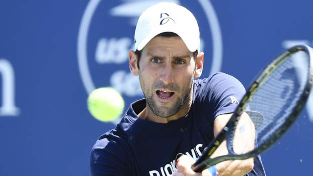 Sport Important to keeping tennis going by playing at US Open – Djokovic