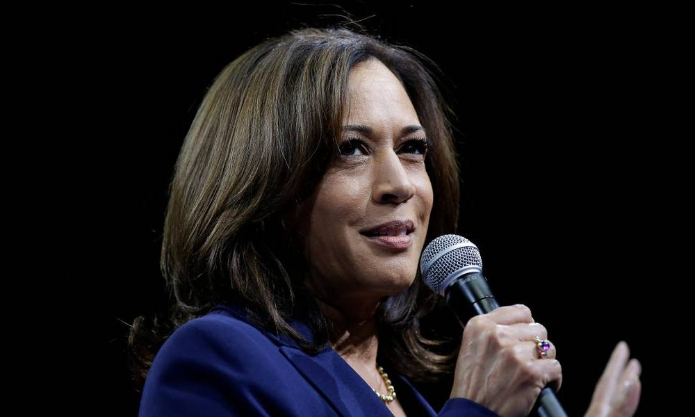 Sen. Kamala Harris says she's ready for the 'lies' and 'deception' in Trump campaign attacks as election season ramps up