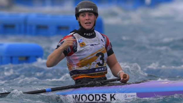 Sport Kayaker Kimberley Woods on overcoming bullying and self-harm to reach the Olympics