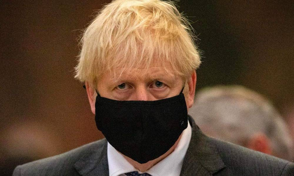 Boris Johnson's government tells people to work from home just weeks after warning home-workers they risk the sack