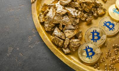 Crypto Bitcoin-Gold Correlation Hits Record High as Institutions Buy Crypto