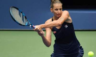 Sport Top seed Pliskova into second round of US Open