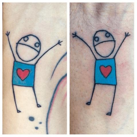 Our partnership tattoo