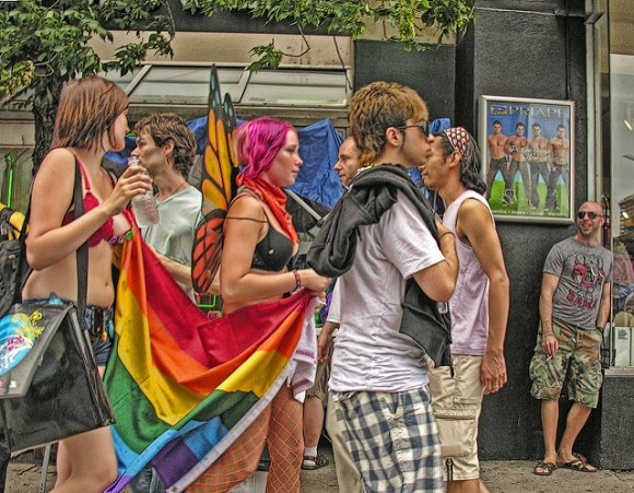 Pride Toronto by Eric Parker