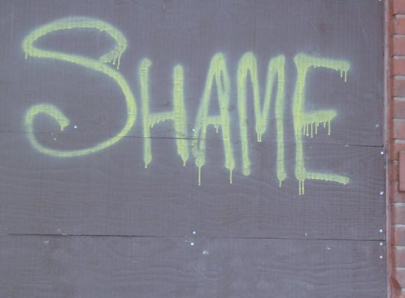 Shame-Anthony Easton