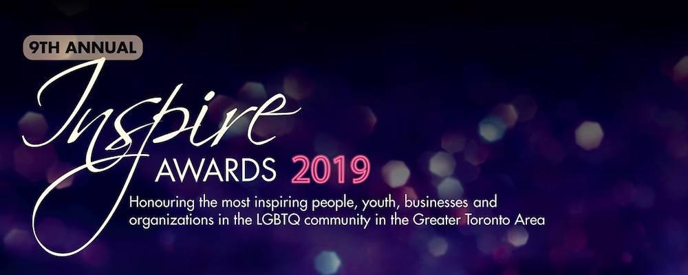 INSPIRE Awards with Antoine Elhashem