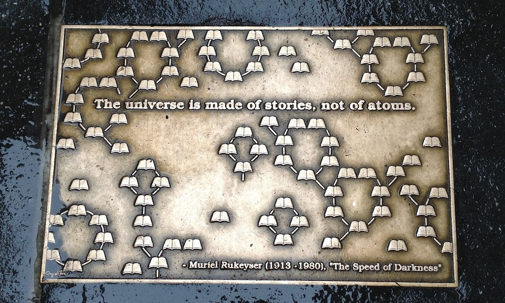 Writing a New Narrative - the Power of Story to Save Humanity