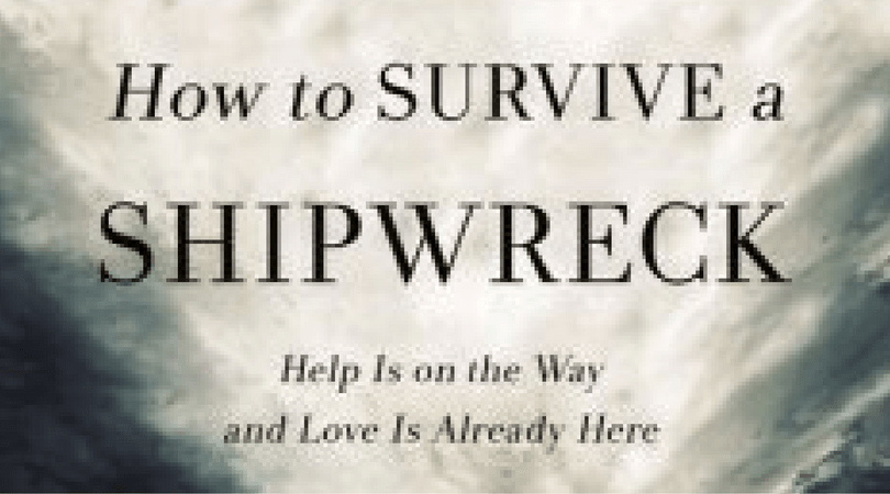 How to Survive a Shripwreck by Jonathan Martin - Review