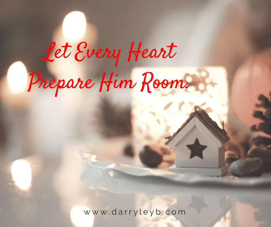 Hospitality - The Heart of the Christmas story