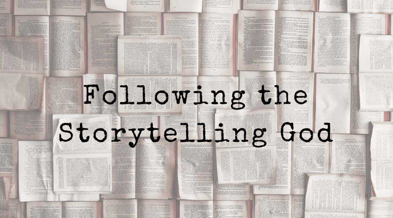 Following the Storytelling God