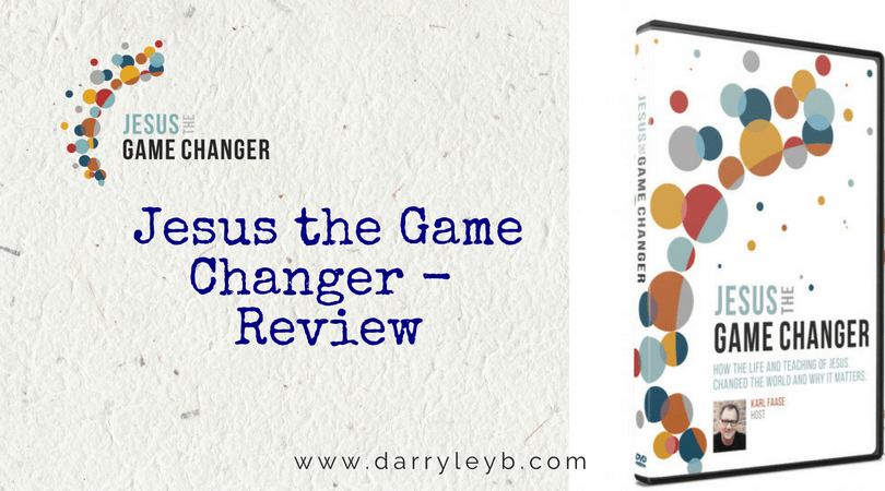 Jesus-the-Game-Changer-Review
