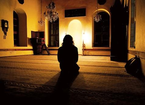 Verbal intention- niyyah for Prayers