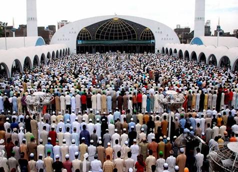 Method Of Eid Prayer