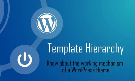 Template Hierarchy-how a WordPress theme works