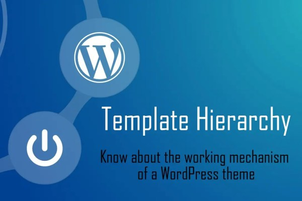 template hierarchy wordpress