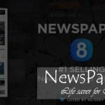 NewsPaper 8 - Life saver for Blogger
