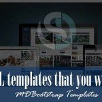 HTML templates that you will love- MDBootstrap Templates
