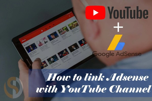 How to link Adsense with YouTube Channel