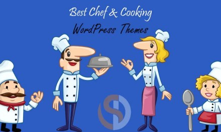 Best Chef & Cooking WordPress Themes
