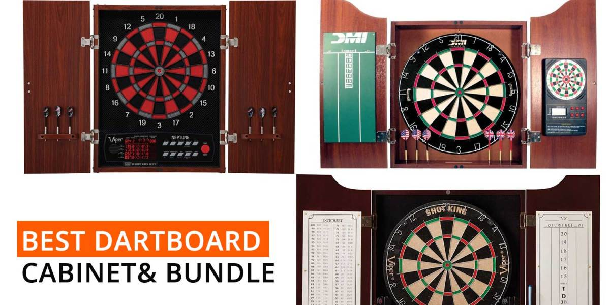 Top 3 Best Dartboard Cabinet & Bundle 0f 2017