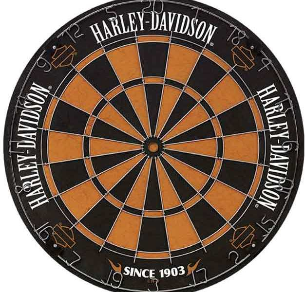 Introduce Harley-Davidson Dart Boards