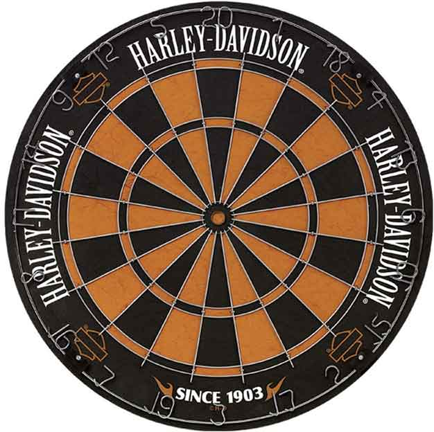 Introduce Harley Davidson Dart Boards