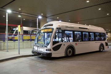 Electric bus 1