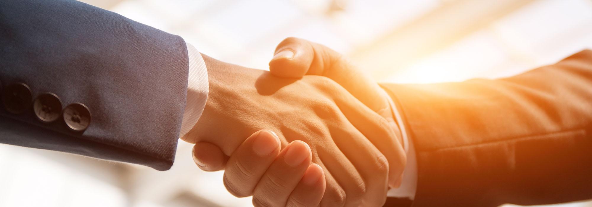 Partner Executive Search – DART Switzerland header