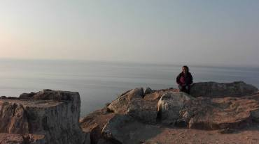 On Shaman Rock
