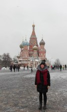 St Basil's Cathedral on Red Square