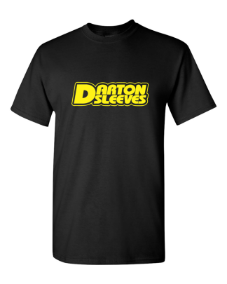 Yellow Darton Logo T-Shirt