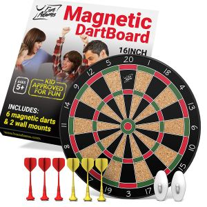 Fun Adams Magnetic Dartboard