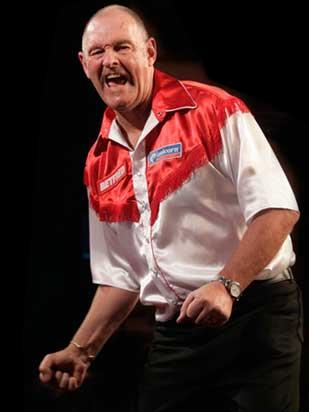 BOB ANDERSON dart champion spieler