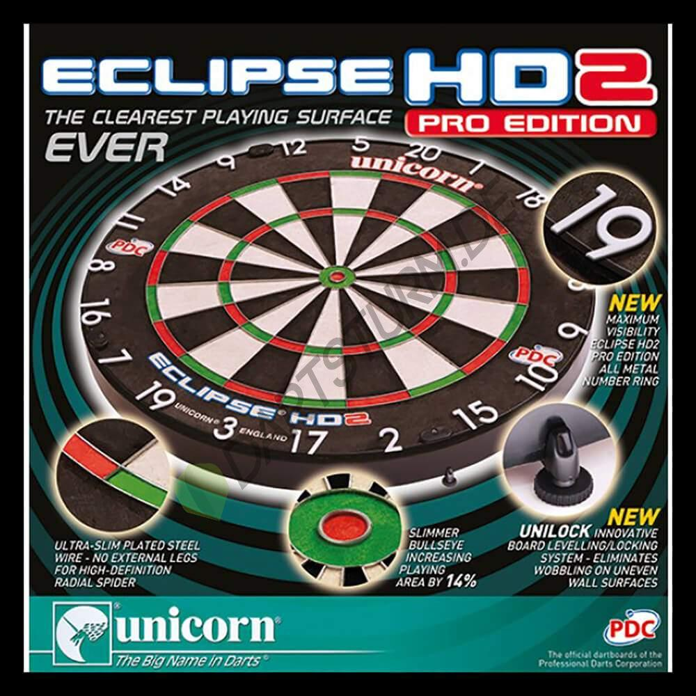 Unicorn Eclipse Hd2 Pro Dartboard Gunstig Dartsturm De