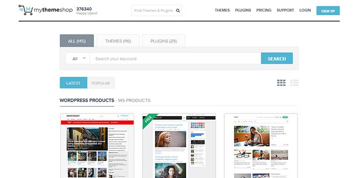 buy WordPress Themes