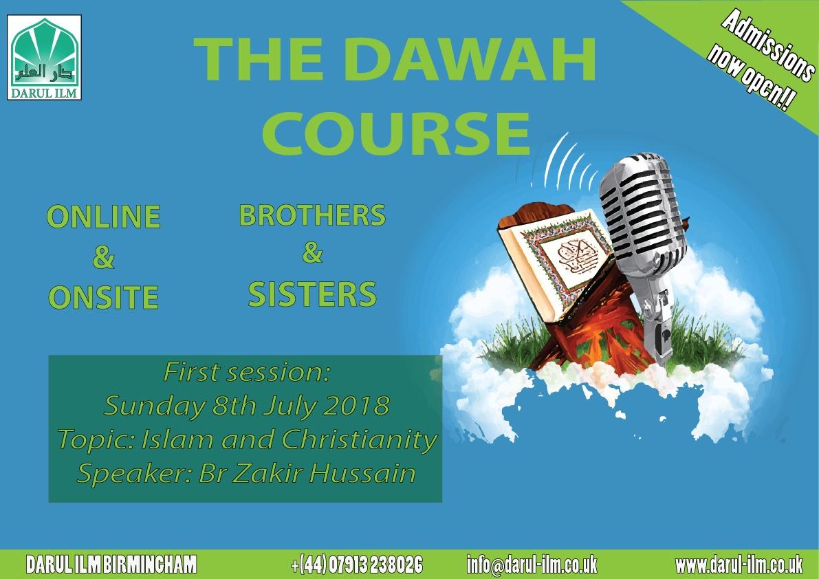 Dawah Course
