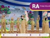 Brosur Pendaftaran RA 2022-2023