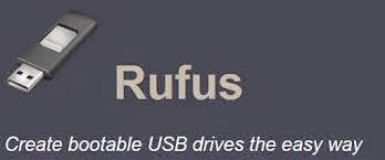 instal windows dengan rufus