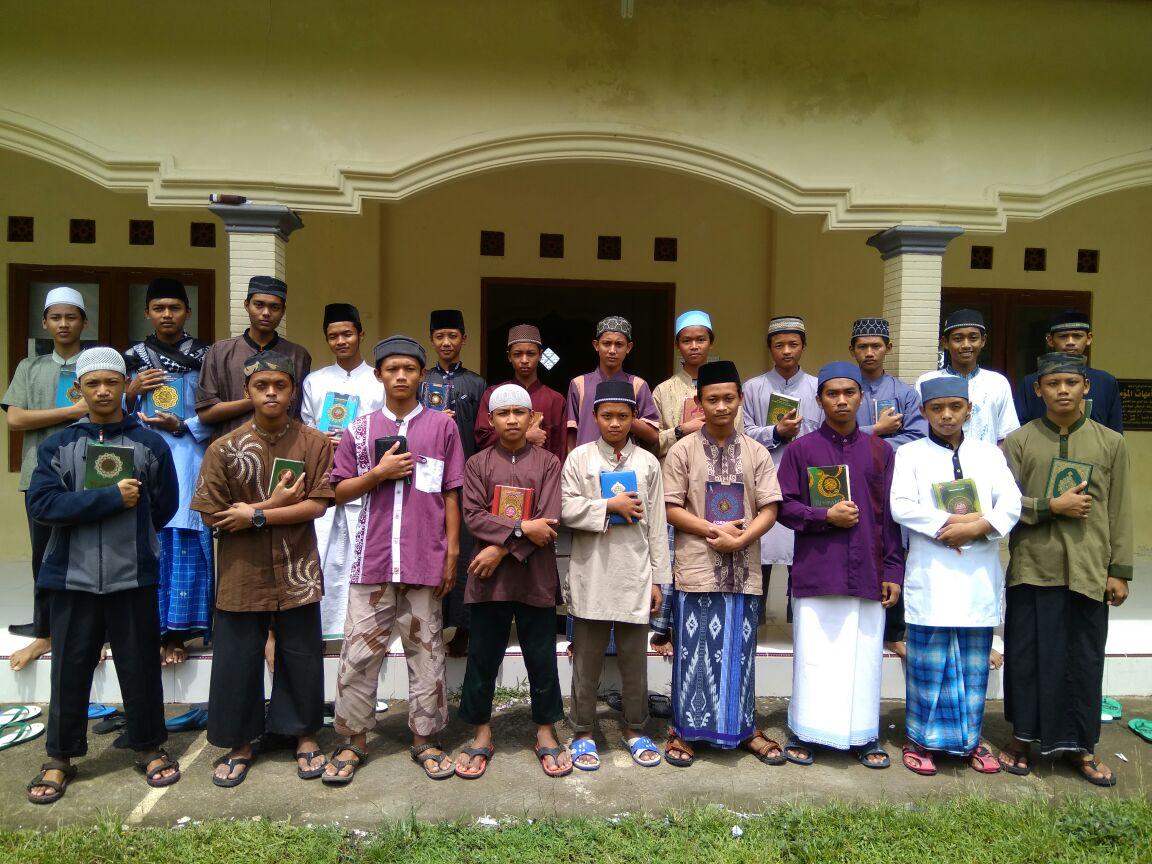 Profil Ponpes Tahfidz Dan It Darul Fithrah