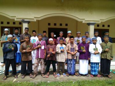 Peserta Dauroh Bersama Qur'an 12 hari 5 juz