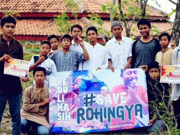 Save Rohingnya dari ponpes tahfidz Darul fithrah Jawa Tengah