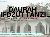 Daurah Tahfidz 10 Hari 5 Juz Ponpes Islam Darul Fithrah