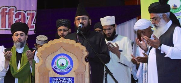 Darul Uloom Pretoria Graduation 2015.