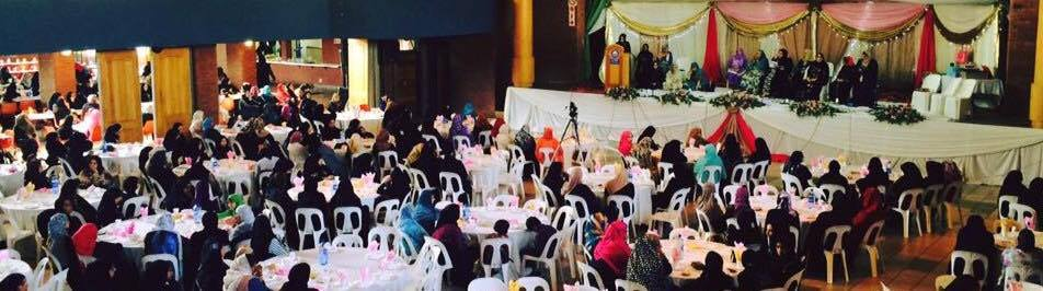 A large and diverse audience can always be found at the unique annual Ladies-only islamic events hosted by the Darul Uloom Pretoria Ladies Section.