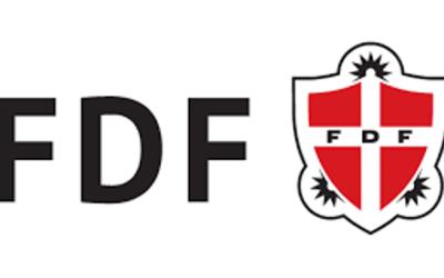 FDF sælger atter lodsedler
