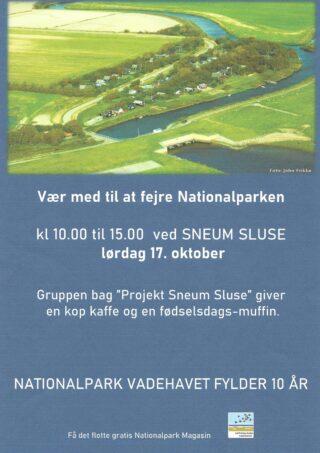 Plakat Sneum Sluse