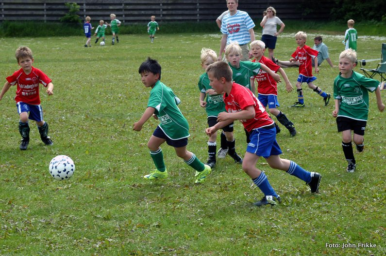Fodbold i Darum IF