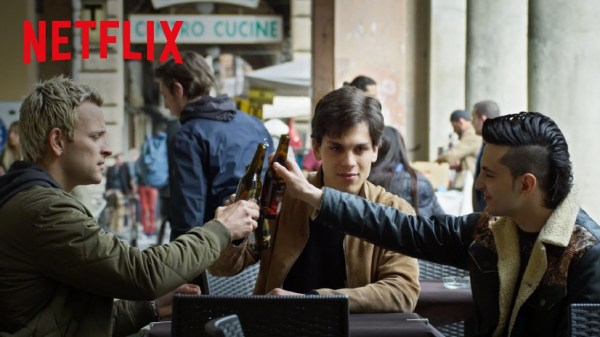 Suburra La Serie recensie op Netflix België